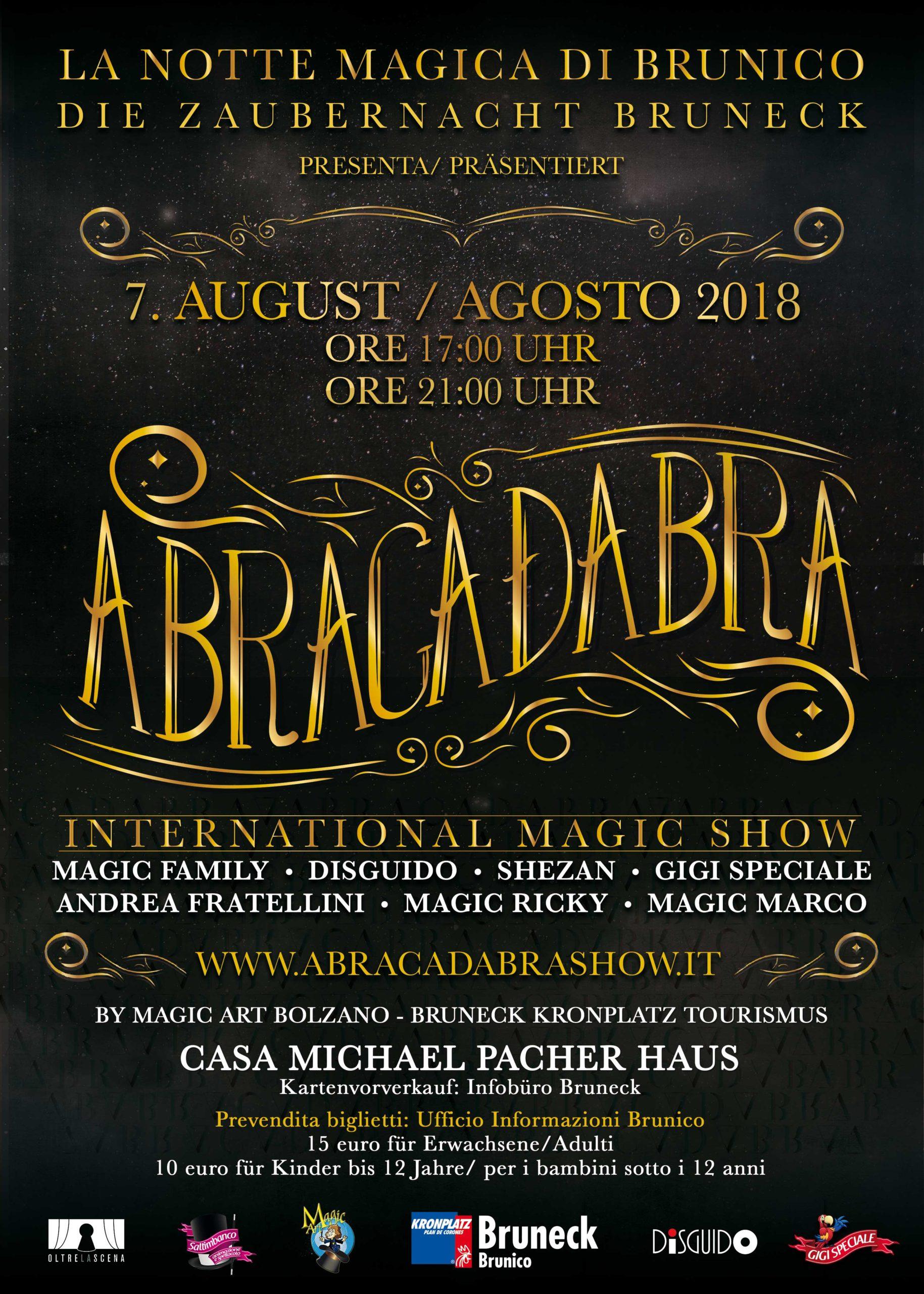 Abracadabra Brunico