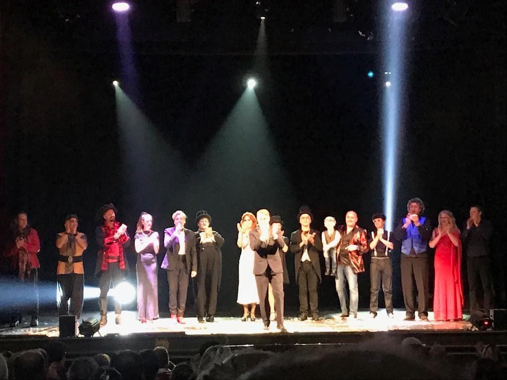 Teatro Duse Bologna 2018 Abracadabra Show